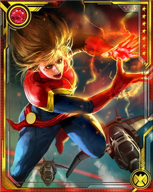 The intensity of her powers has damaged Captain Marvel's health. She suffers brain lesions which compromise her memory when she uses her powers to fly. The Kree exacerbated this problem when they used her brain as a power source for their attempt to create a Kree city on Earth. She derailed this plan, but at a severe cost to her memories and the health of her mind.