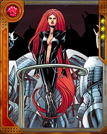Like her hair, Medusa's real name is quite long. Her full name is Medusalith Amaquelin-Boltagon.