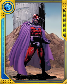 Magneto recently has adapted his strategy to events, realizing that large groups and grand conflicts often do not solve problems as effectively as quiet individual action. In the years after World War II, he hunted Nazis with brutal efficiency... now, he has new and different targets to pursue.