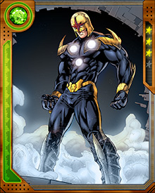The Nova Corps was and is a renowned group of 500 interstellar commandos, combination explorers and deep-space militia. They are the armored fist of the Xandarian Empire, under the leadership of the Queen, who operates as Prime Commandant.