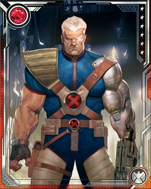 Nathan Summers is the son of Cyclops and Madelyne Pryor, a clone of Jean Grey. His birth was engineered by Mr. Sinister in an effort to create a superior mutant as a weapon against Apocalypse. When Nathan was born, Apocalypse awoke from hibernation, sensing an immensely powerful new mutant.