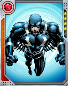 Black Bolt and the other Inhumans fight side-by-side with human heroes when cosmic threats cast a shadow over Earth. The Inhumans also maintain fairly close (although sometimes conflicted) ties with the Fantastic Four, who have helped repel threats to Attilan.