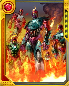 As the mutant population approaches zero, Sentinels' mission nears completion.