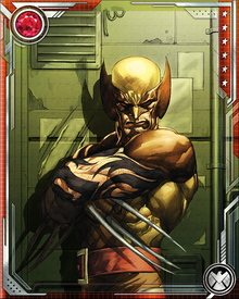 When putting together a new, villainous version of the Avengers, Norman Osborn recruited the disgruntled Daken as his own Wolverine, allowing him to wear a version of his father's brown and tan costume.