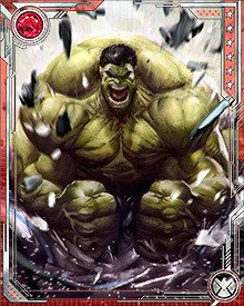 When the Hulk gets a head of steam up, there are very few things on this world that can stop him. He get stronger when he's angrier, and his anger becomes its own fuel, driving him to more and more destruction until eventually it burns itself out.