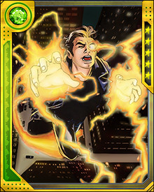 Because this version of Nate Grey never suffered the infection of the techno-organic virus, his telepathic and telekinetic powers developed to their full potential. He is one of the most powerful mutants in existence, and is often estranged from others because of how his powers set him apart.