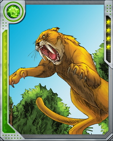 Although he primarily stays with Ka-Zar and Shanna, Zabu also was part of the Pet Avengers' quest to recover the Infinity Gems.