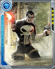 At one point, though, Punisher became a little more unhinged, targeting those who committed even the most minor of crimes, such as jaywalking.