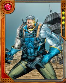 Clan Askani, who raised Cable for a time, believed him to be the Askani-son, destined to defeat Apocalypse. This aligned with Mr. Sinister's desires as well, but thus far Apocalypse has managed to avoid a decisive battle with Cable.