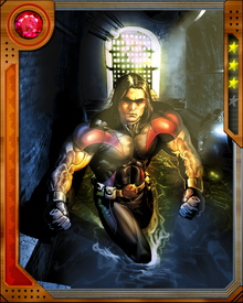 John Proudstar grew up on an Apache reservation and joined the X-Men as an adult after his powers manifested in early adulthood. He is the older brother of Warpath and often butted heads with Cyclops.