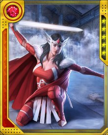 Sif died in the battle of Ragnarok against the forces of Surtur and Muspelheim. After the rebirth of the Asgardian heroes, Loki maneuvered to occupy Sif's body and force her into the mortal shell of a dying elderly woman. She escaped thanks to Thor, and joined the other Asgardians in their self-exile in Oklahoma.