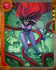 After the Terrigen bomb and the disappearance of Black Bolt, the task of rebuilding Attilan, navigating human diplomacy, and handling the new Inhumans fell to its queen, Medusa. Even one as capable as she felt the strain of such an enormous task.