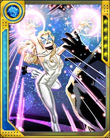 Shortly after the plane crash, Dazzler joined the X-Men, and learned how to develop and control her powers more effectively. There was tension between her and Rogue, however, since Rogue had previously tried to kill her—and because both of them had feelings for Longshot.