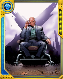 Xavier's status as leader and mentor of the X-Men has occasionally been challenged, particularly by Cyclops and Emma Frost. He is able to absorb dissent and keep the team together over time, a testament to his resilience and the power of his vision.