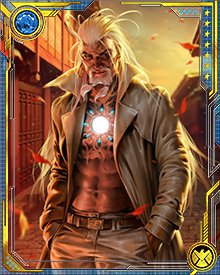 The Mandarin's rings achieved a kind of sentience and chose ten different hosts to empower, transforming them into ten Mandarins. A number of them were attacked and subdued by Malekith the Asgardian dark elf, who was himself known as Mandarin-Four. He attempted this takeover because of the Dark Elves' traditional hatred of iron—and therefore Iron Man.
