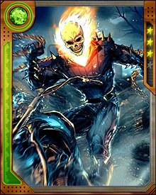 Ghost Rider is gone for a while sometimes, but never for too long. He's got dangerous quests through the demonic planes, errands of vengeance on earth, lingering consequences of the Midnight Sons... but after a while, he's always right in the thick of the fight against evil and corrupted souls.