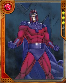 After the Red Skull assimilated Charles Xavier's powers and became Red Onslaught, Magneto discovered the existence of mutant concentration camps in Genosha. Enraged, he killed the S-Men who were responsible and then formed a team to combat the Red Onslaught.