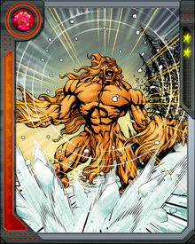 It was later revealed that Langkowski's experiment did not irradiate him. Instead it opened a portal to the Realm of Great Beasts, and bestowed upon him the form of the Great Beast known as Tanaraq. He joined Alpha Flight and recovered his ability to control his transformation.