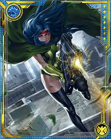 Unknown to Wolverine, Silver Fox survived the attack. She became a part of the Weapon X program, but she eventually turned traitor, becoming a high-ranking operative of Hydra.