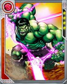 Banner no longer tries to cure himself of the Hulk... but it is not known whether the Hulk has given up trying to rid himself of Banner.
