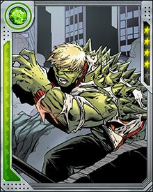 Seen as a danger by both the Kree and the Skrulls, Hulkling is often the target of plots from both empires. A Skrull assassin known as X'iv nearly killed him, but with the help from his friends Xavin, Speed, and Wiccan, he managed to survive the attack.