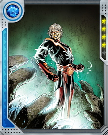 Created as an experiment in the incubation of the perfect human at a secret facility known as the Beehive, Adam Warlock rebelled against his creators and became a disciple of the High Evolutionary.