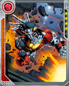 Colossus' sister Ilyana is better known as the X-Man Magik. His brother was a cosmonaut who later became a pawn of Mr. Sinister.