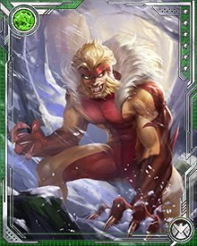 Sabretooth was a stone killer, utterly amoral, driven by bloodlust and a thirst for revenge. There was nothing heroic about him.