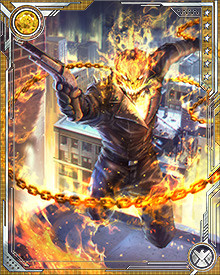 Ghost Rider is no stranger to dark magic, nor is he afraid to take a chance and see what occult artifacts might be able to do for him.